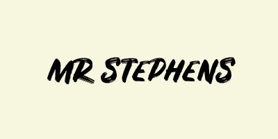 MR STEPHENS